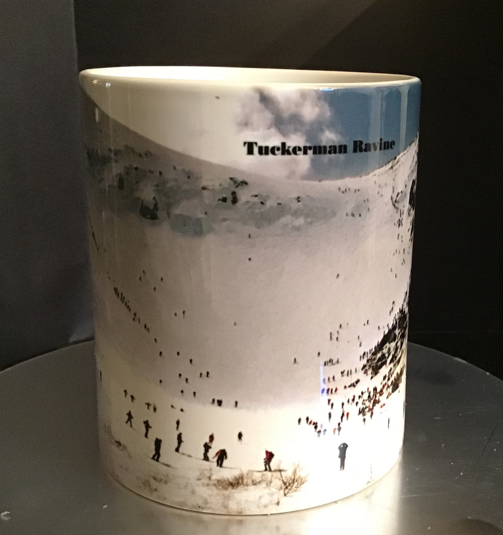 Tuckerman Ravine 11 oz. coffee mug FREE SHIPPING