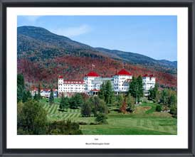 Mount Washington Hotel Collection WINTER 20x24