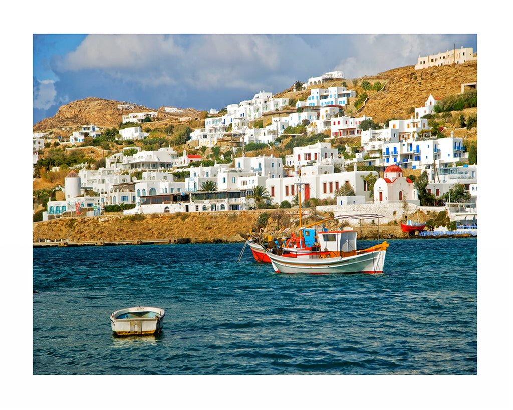GREECE : Mykonos