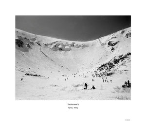 Tuckerman Ravine B&W 20 x 24
