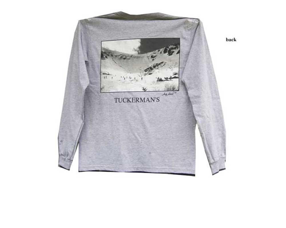 Tuckerman Ravine t-shirts