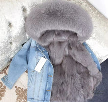 Goldman Clothing JACKET FOX DENIM Jackor Custom Made jacket-fox-denim Alla produkter Jackor Nytt Vinter kr3999.00 www.goldmanclothing.com