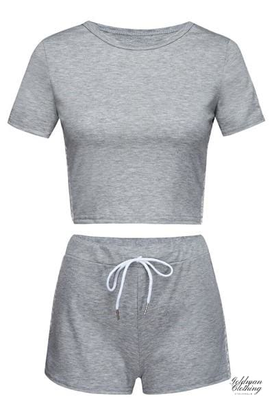 Goldman Clothing LOUNGEWEAR STRIPE SET Set Custom Made loungewear-stripe-set Alla produkter Nytt Set Tracksuit kr549.00