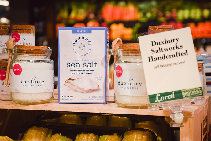 Launching our Classic Sea Salt Box!