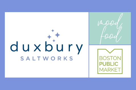 Natural Sea Salt Demo with Duxbury Saltworks and Mood Food Events
