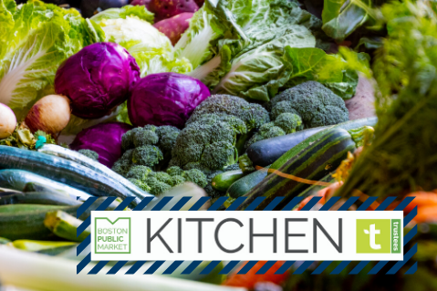 Partner Feature: The KITCHEN at The Boston Public Market