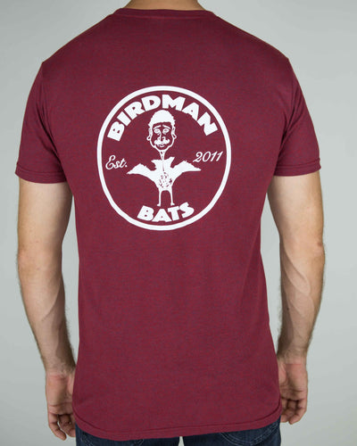 Birdman Bats USA Made Tri-Blend Shirt