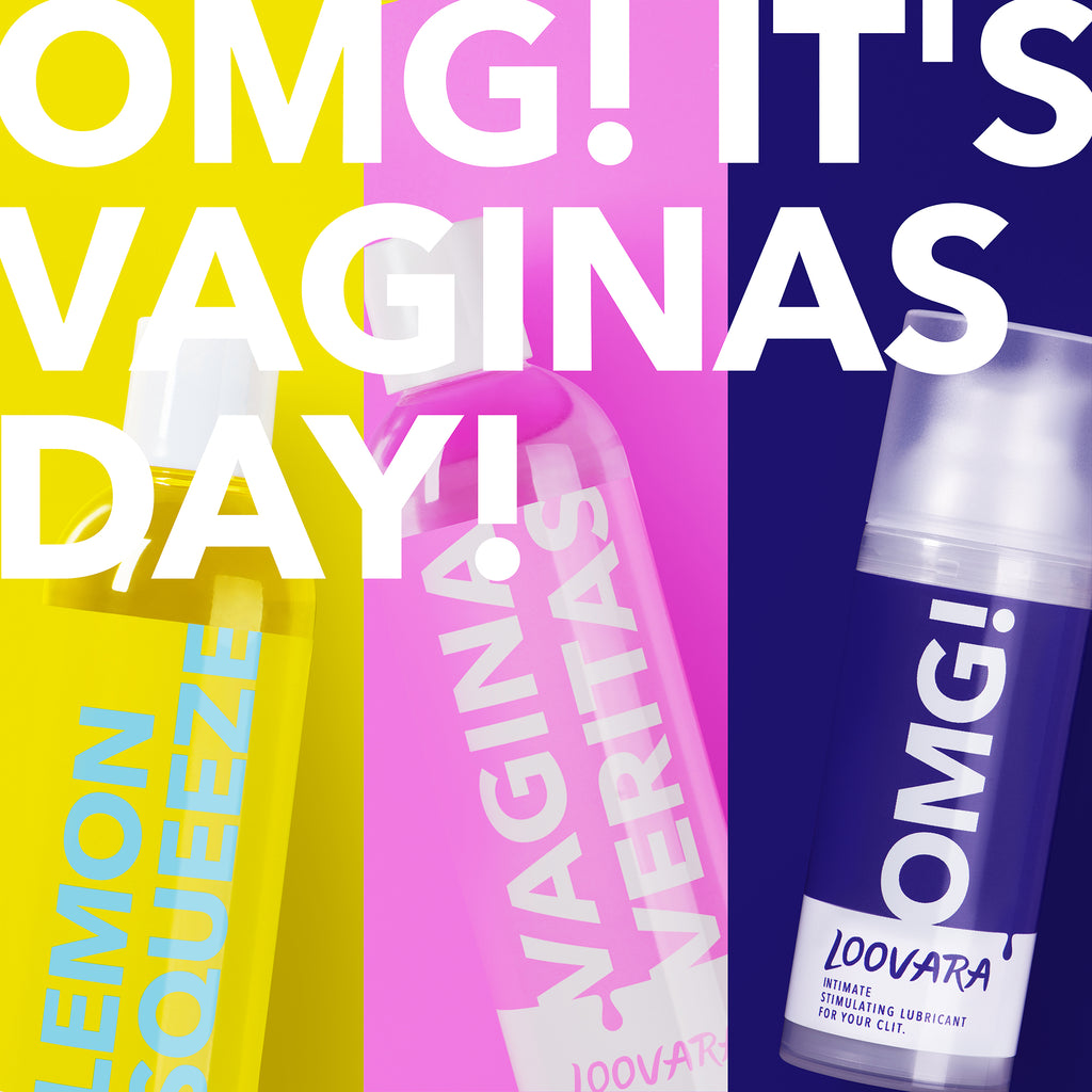 OMG! IT'S VAGINAS DAY