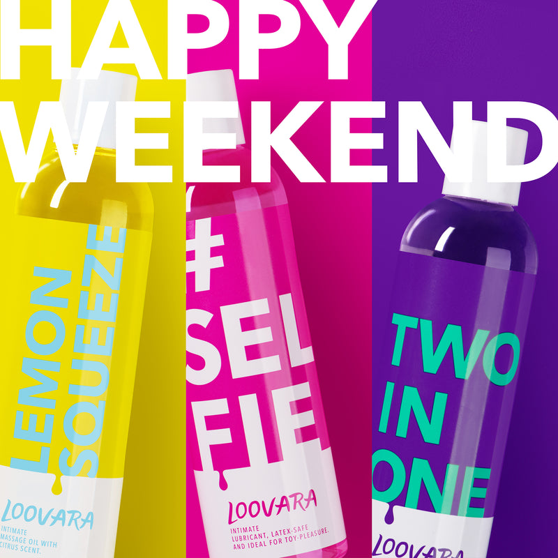 HAPPY WEEKEND (3x250ml)