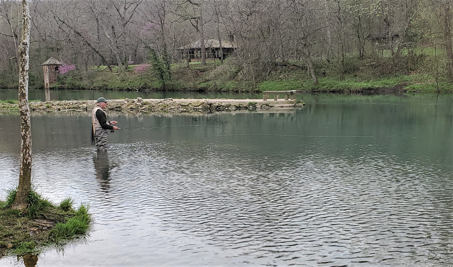 Fishing Report 4/8/2020