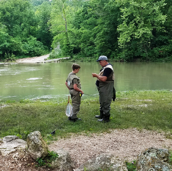 Fishing Report 6/4/2019