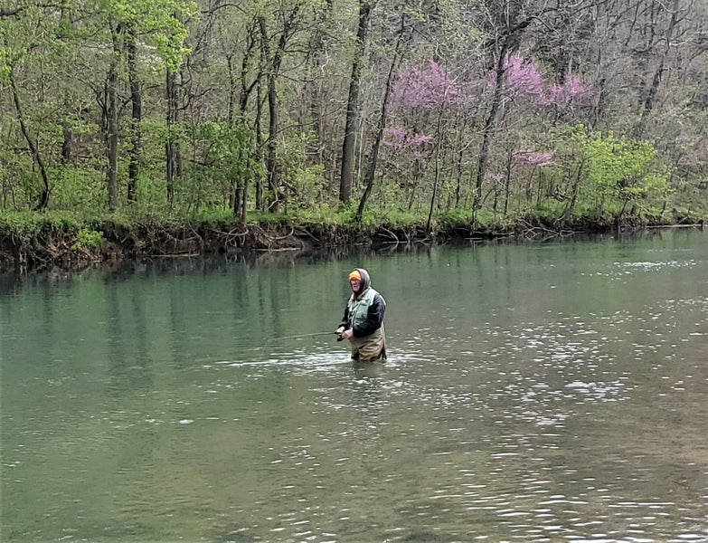 Fishing Report 4/15/2020
