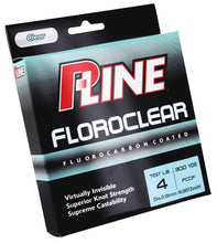 Load image into Gallery viewer, P-Line Floroclear Fluorocarbon Coated Line