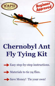 Wapsi Chernobyl Ant Fly Tying Kit