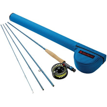 Load image into Gallery viewer, Redington Crosswater Fly Rod 4 Piece Combos