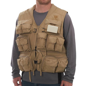 JIG 24 POCKET CONVERTIBLE FISHING VEST