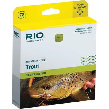 Rio Mainstream Series Trout Intermediate Sinking Line