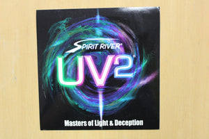 Spirit River UV2 Dubbing and UV2 Dubbing Enhancers