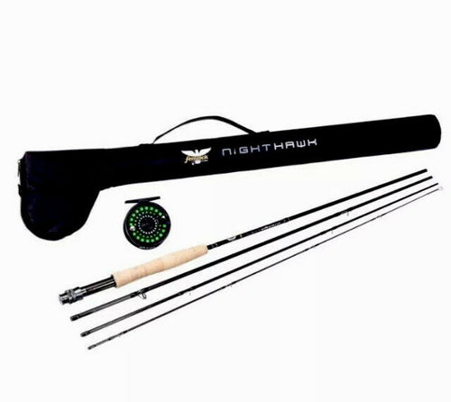 Fenwick Complete Fly Fishing Fly Rod Combo