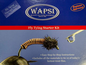 Wapsi Fly Tying Starter Kit