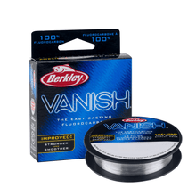 Load image into Gallery viewer, Berkley Vanish Fluorocarbon Line