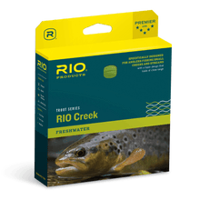 Load image into Gallery viewer, Rio Creek Floating Freshwater Fly Line