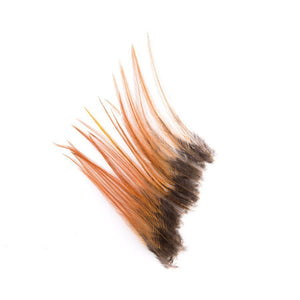Wapsi Keough Hackle Mini Pack Small, Ginger