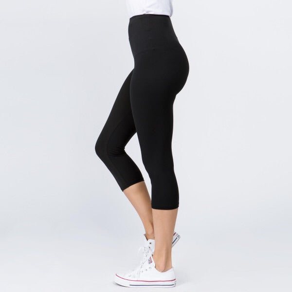 Curvy Capri Leggings