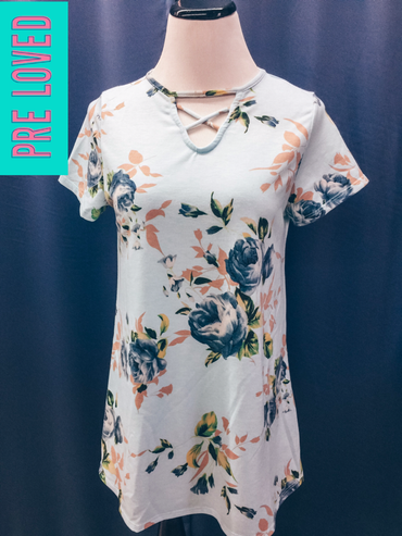 Pre Loved Small Floral Top