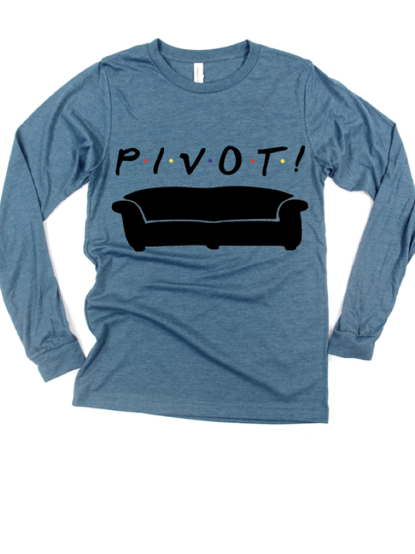 PIVOT! Friends Graphic Tee