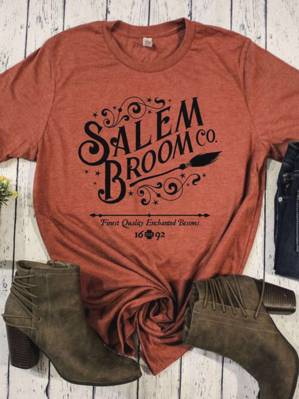 Salem Broom Company Graphic Tee