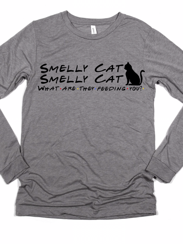 Smelly Cat Friends Graphic Tee