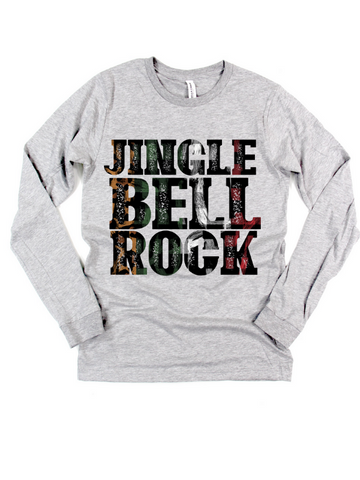 Jingle Bell Rock Graphic Tee (more options)