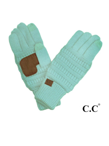 C.C. Smart Touch Gloves