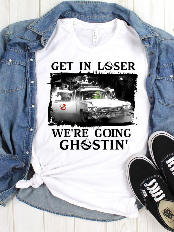 Going Ghostin' Graphic Tee