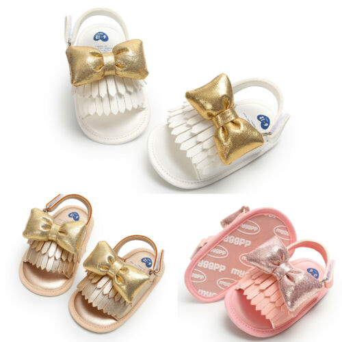 Manda Prewalker Sandals Gold