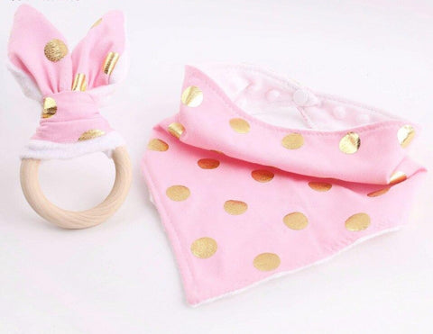 Bib & Bunny Teether Pack