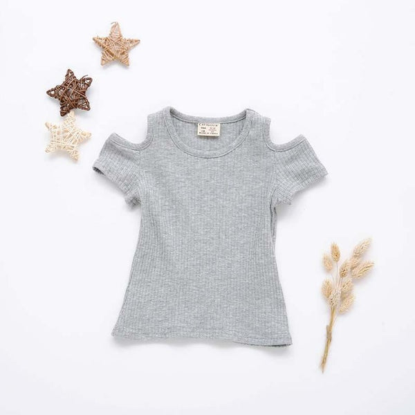 Candy Tshirt Grey