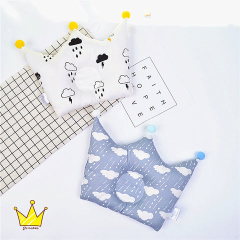 Crown Baby Pillow