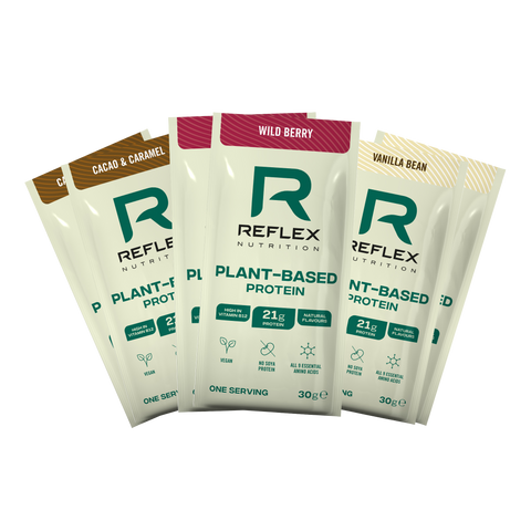Plant-Based Protein Sample Pack