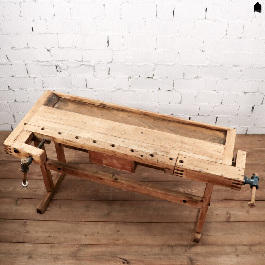 Wooden Bench #1
