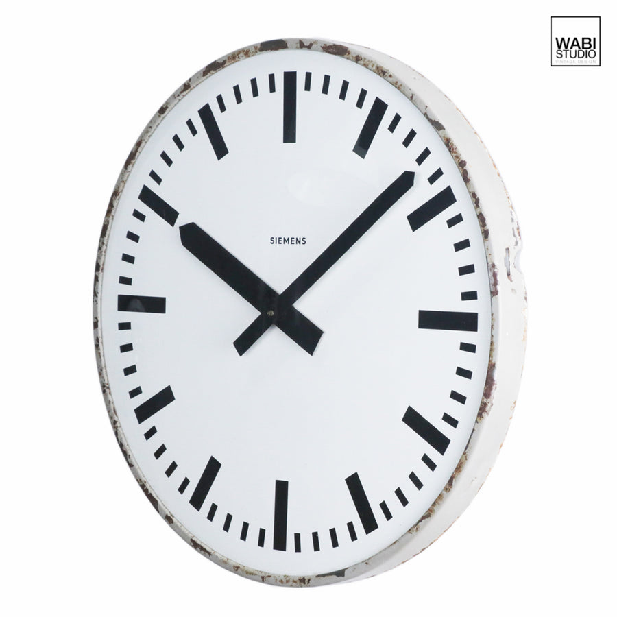Siemens Industrial Clock