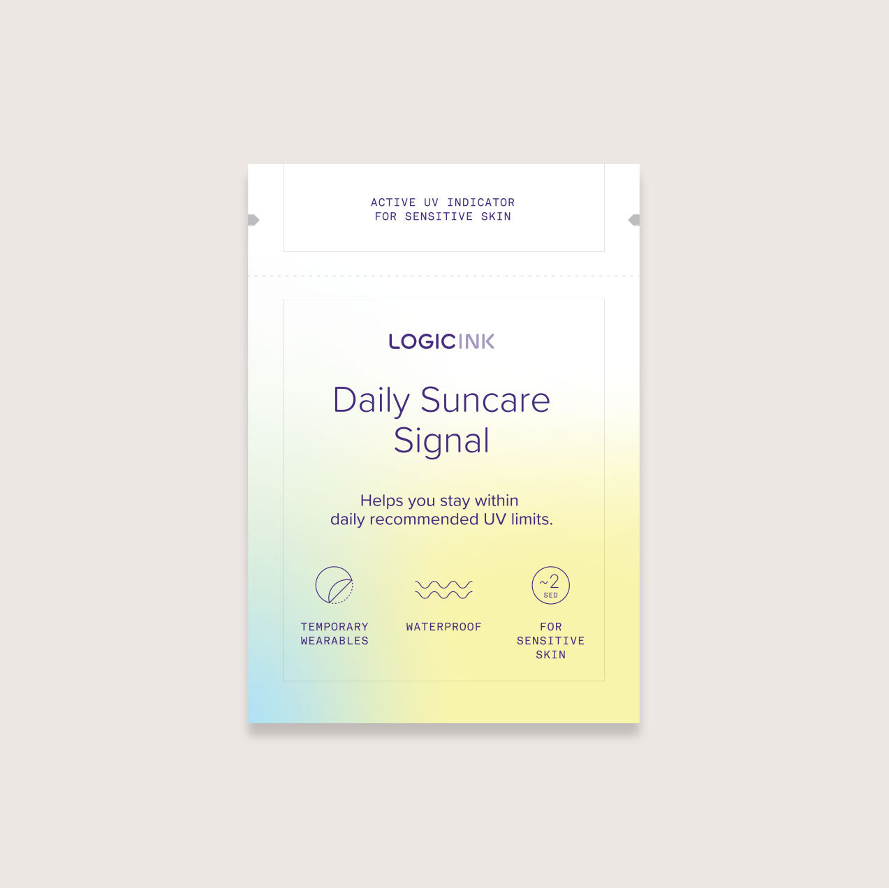 Daily Suncare Signals: Trial Packs