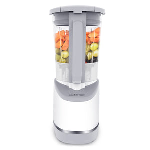 Multi-Functional Pulse Blender 400 Watts with 4.2-Cup Chopping Jar,White