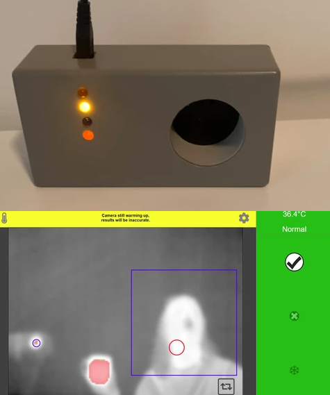 Coming soon: automatic calibration and face tracking