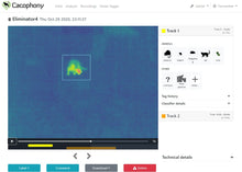 Load image into Gallery viewer, Thermal camera cloud data storage