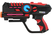 Red Gun Rechargeable