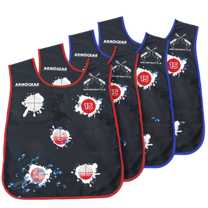 Water Battle Vests 4 Pack