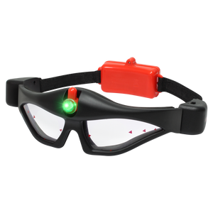 Kids Night Vision Goggles with Built-In LED Headlight