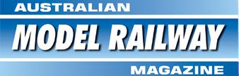 AMRM : AUSTRALIAN MODEL RAILWAY MAGAZINE